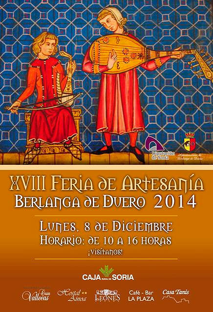 XVIII-Feria-de-Artesania-de-Berlanga-2014